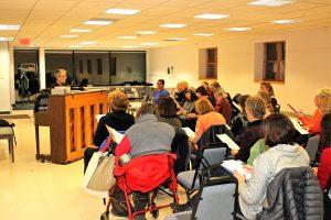 ICC&CS Rehearsal @ St. Paul United Methodist Church   Ithaca   New York   United States